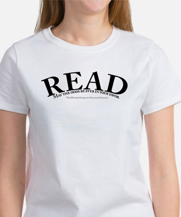 READ. Women's T-Shirt