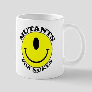 Mutants for Nukes Mug