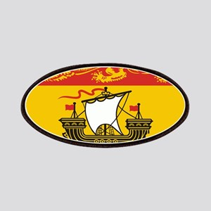 New Brunswick Flag Patches