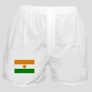 Niger Flag Boxer Shorts