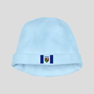 Northwest Territories Flag baby hat