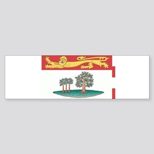 Prince Edward Islands Flag Sticker (Bumper)