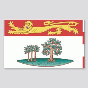 Prince Edward Islands Flag Sticker (Rectangle)