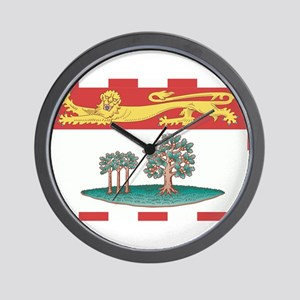 Prince Edward Islands Flag Wall Clock