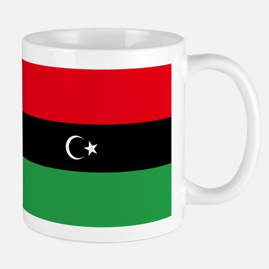 Republic of Libya Flag Mug
