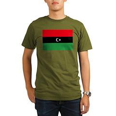 Republic of Libya Flag T-Shirt