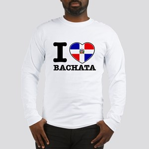 I love Bachata Long Sleeve T-Shirt