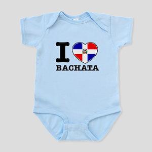 I love Bachata Infant Bodysuit