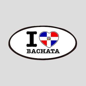I love Bachata Patches