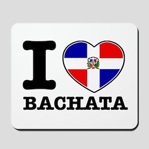 I love Bachata Mousepad