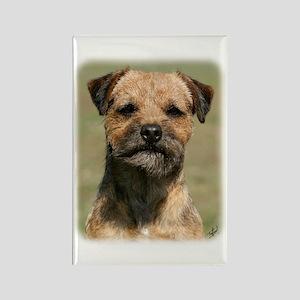 Border Terrier 9Y325D-038 Rectangle Magnet