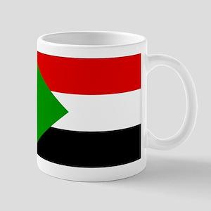 Sudan Flag Mug