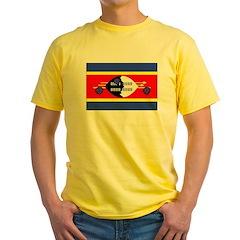 Swaziland Flag T