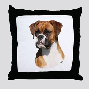 Boxer 9Y554D-123 Throw Pillow