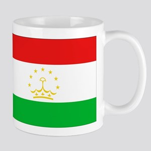 Tajikistan Flag Mug