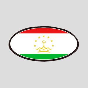 Tajikistan Flag Patches
