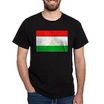 Tajikistan Flag Dark T-Shirt