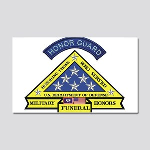 Honor Guard Car Magnet 20 x 12