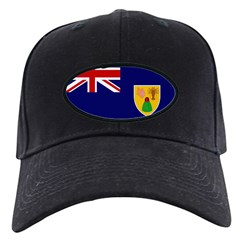 Turks and Caicos Flag Baseball Hat