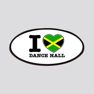 I love Dance Hall Patches