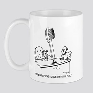 Large Dental Plan Mug