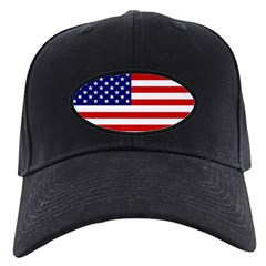 United States Flag Baseball Hat