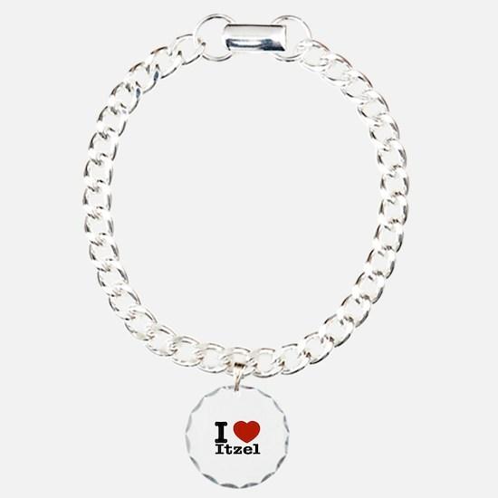 I love Itzel Bracelet
