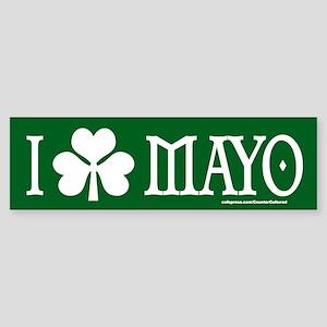 Mayo Bumper Sticker