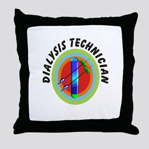 Nurse Week May 6th Throw Pillow