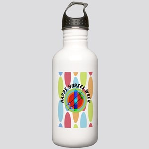 Nurse Week May 6th Stainless Water Bottle 1.0L