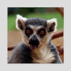 Lemur Queen Duvet