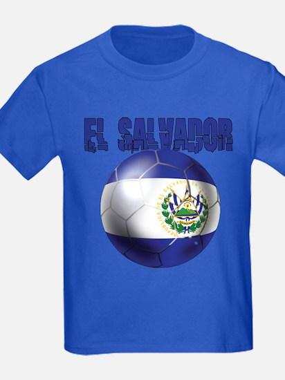 Futbol de El Salvador T