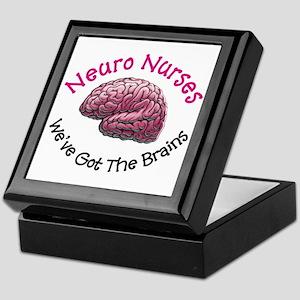 Neuro Nurse Keepsake Box