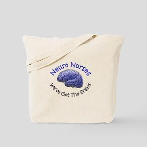 Neuro Nurse Tote Bag