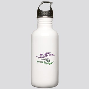 She Changes Everything Stainless Water Bottle 1.0L