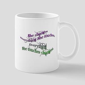 She Changes Everything Mug