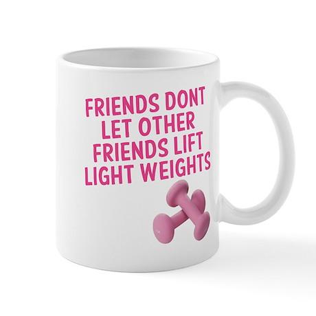 Friends dont let other friends V2 Mug
