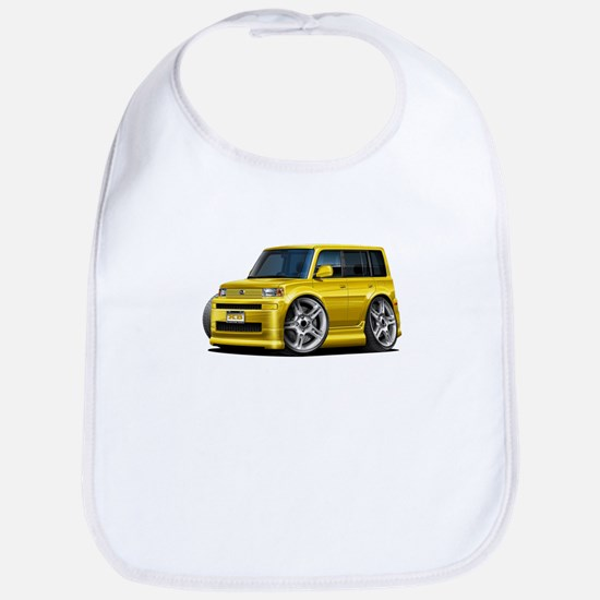 Scion XB Yellow Car Bib