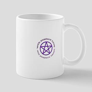 Perfect Love and Trust Mug