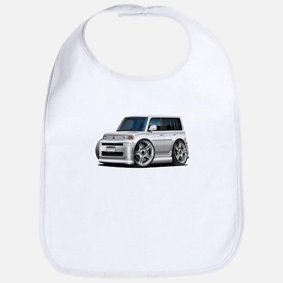 Scion XB White Car Bib