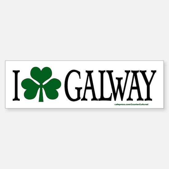 Galway Bumper Bumper Bumper Sticker