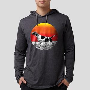 English Pointer Gifts Mens Hooded Shirt