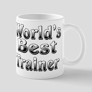WORLDS BEST Trainer Mug