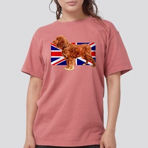 Golden Cocker Spaniel Womens Comfort Colors® Shirt
