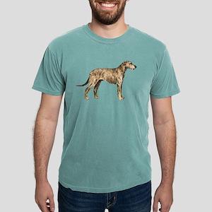 Irish Wolfhound Mens Comfort Colors Shirt