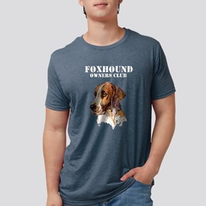 Foxhound Mens Tri-blend T-Shirt