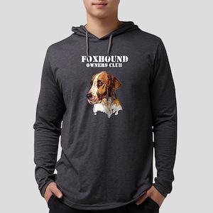Foxhound Mens Hooded Shirt