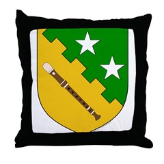 Rikhardr's Throw Pillow