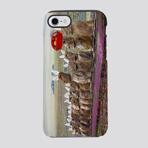 EasterIslandEggsMeme BT iPhone 7 Tough Case
