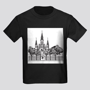 New Orleans Kids Dark T-Shirt